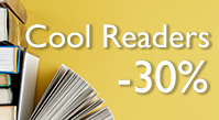 Cool Readers for Hot Summer -30%!