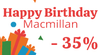 Happy Birthday, Macmillan!